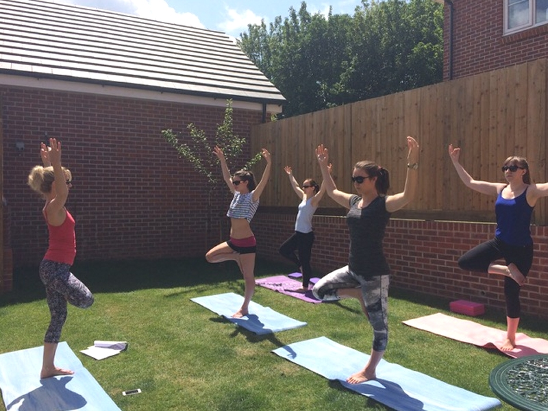 yoga classes Havant Hampshire